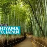 5 Must-Visit Sites in Arashiyama, Kyoto, Japan: A DIY Walking Tour