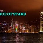 TSIM SHA TSUI to AVENUE OF STARS, HONG KONG