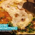 Donguri Okonomiyaki Dining: Where to Eat in Kyoto, Japan