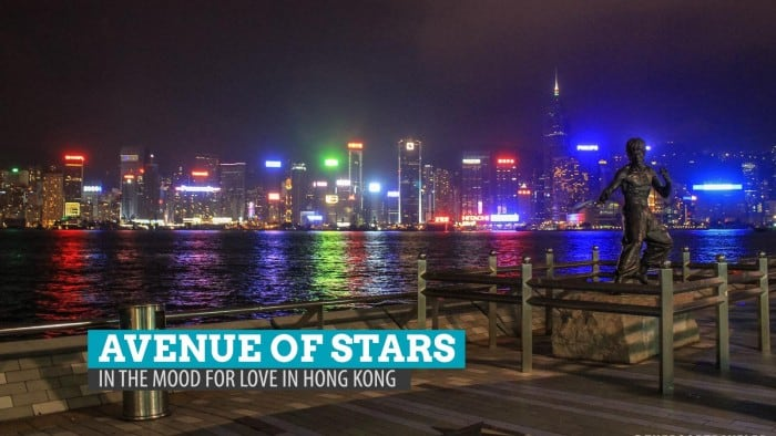 THE AVENUE OF STARS: In the Mood for Love in Hong Kong