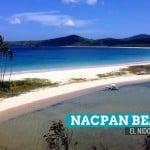 The Twin Beaches of Nacpan and Calitang: El Nido, Palawan