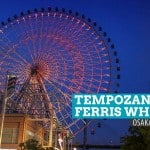 Tempozan Ferris Wheel: Sunny Surprises in Osaka, Japan