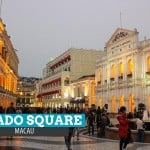 SENADO SQUARE to ST. PAUL RUINS, MACAU: A DIY Walking Tour