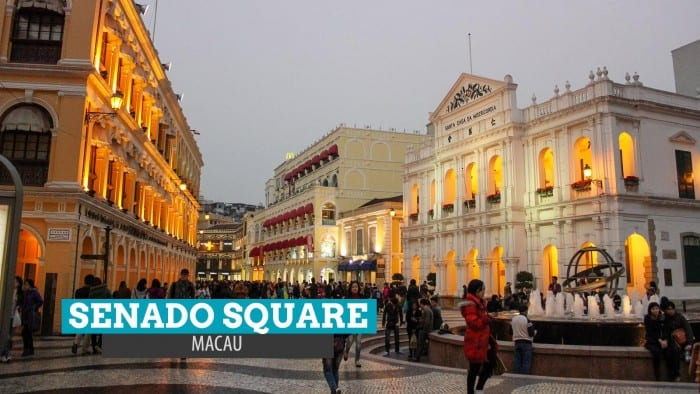 Feast and Facades: A Walk from Senado Square to Ruins of St. Paul Cathedral, Macau