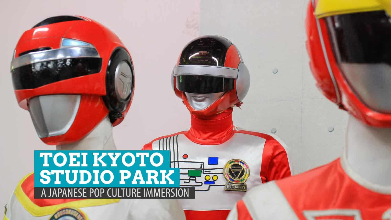 TOEI KYOTO STUDIO PARK: Best Attractions & How to Get There