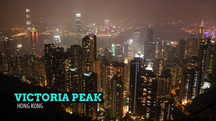 VICTORIA PEAK: Surreal Perspectives from Hong Kong's Highest