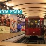 TSIM SHA TSUI to VICTORIA PEAK by MTR: Hong Kong