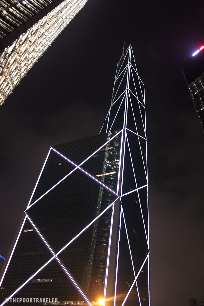 hong kong Bank of China Tower