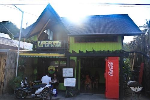 Kape Pukka facade