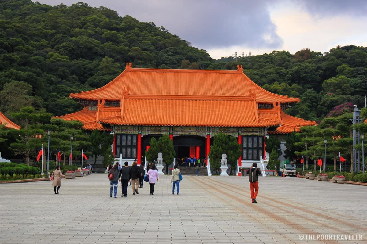 The Main Sanctuary of the Shrine