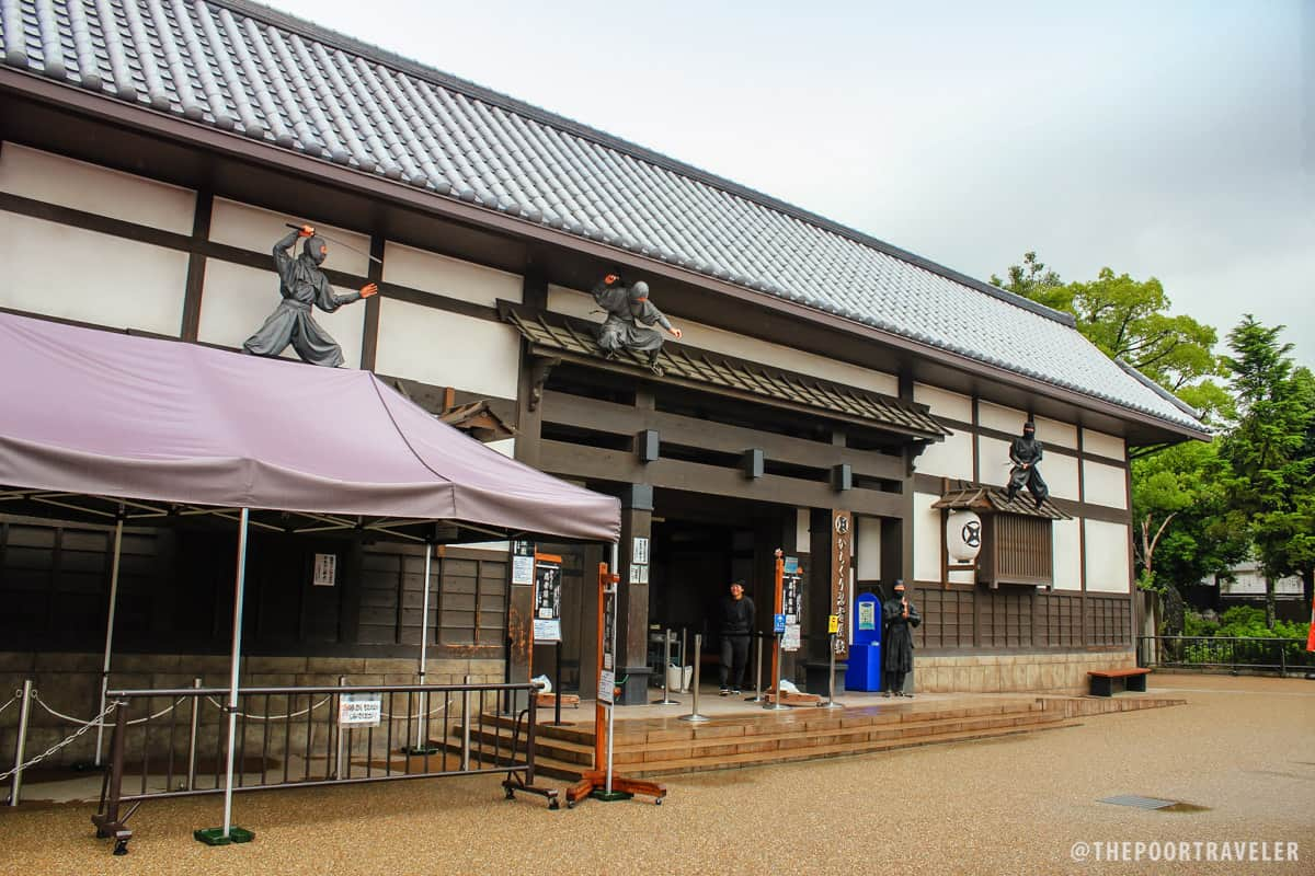 Ninja Mystery House