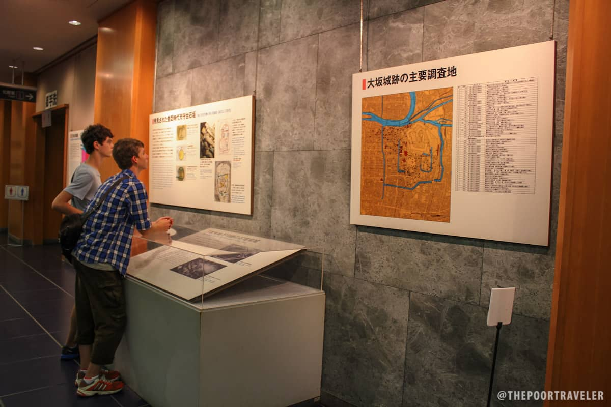 The Castle now houses a museum showcasing the life and work of Toyotomi Hideyoshi