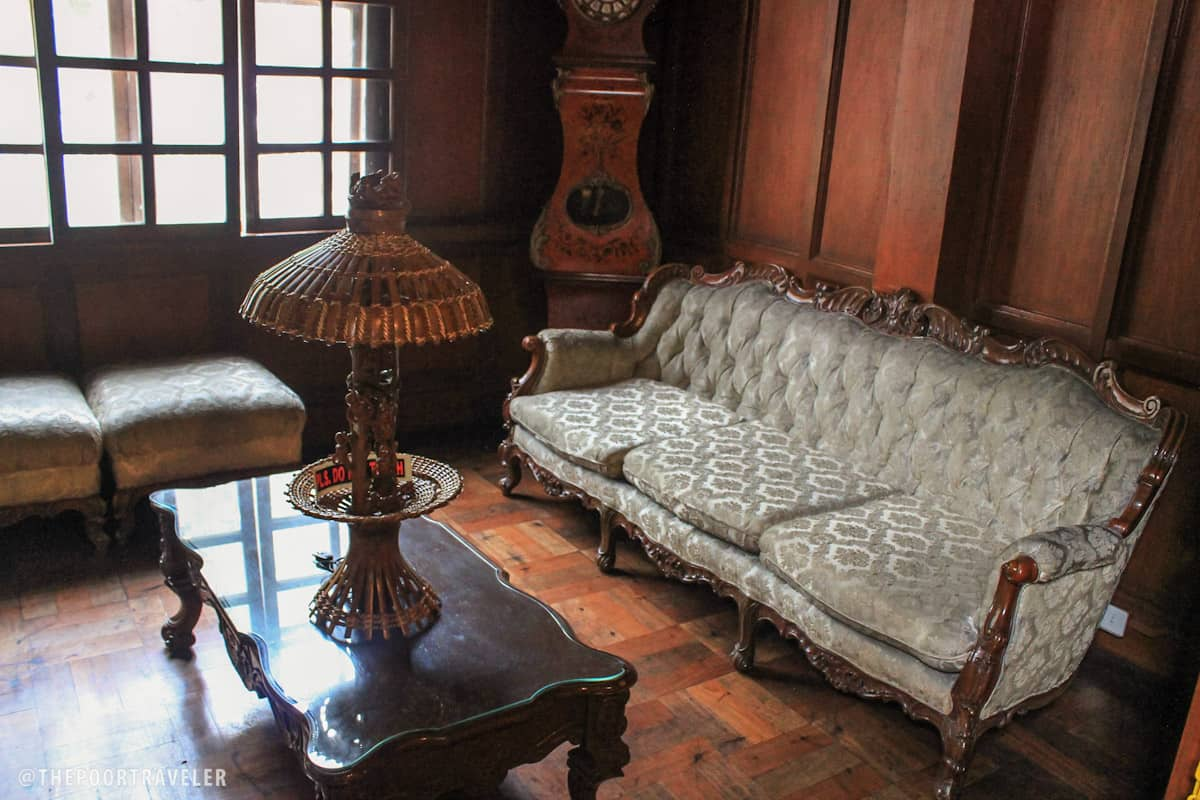Inside Baguio S Most Haunted The Laperal White House