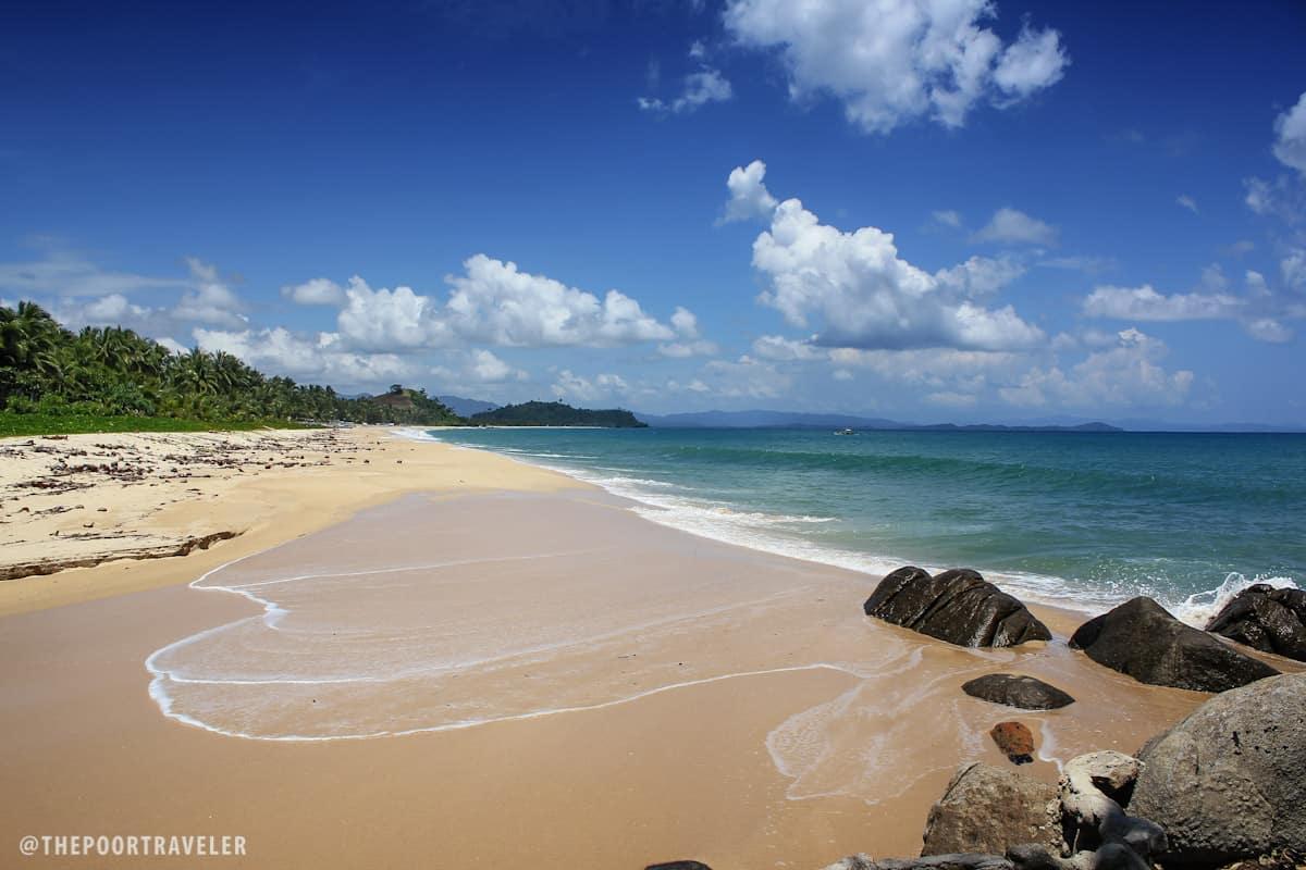 San Vicente Philippines  city images : ... Irawan Beach: San Vicente, Palawan, Philippines | The Poor Traveler