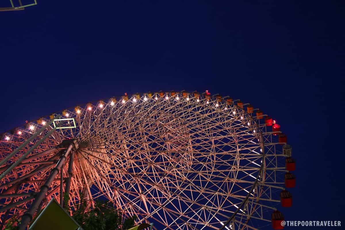 Tempozan Ferris Wheel: Sunny Surprises in Osaka, Japan ...