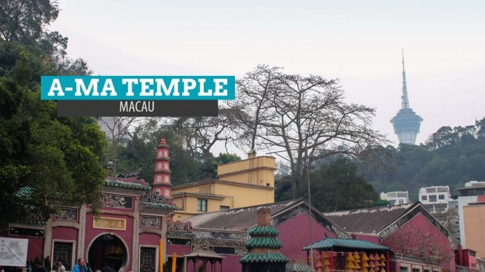 A-MA TEMPLE: Tracing the Roots of Macau