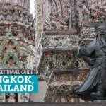 BANGKOK, THAILAND: Budget Travel Guide