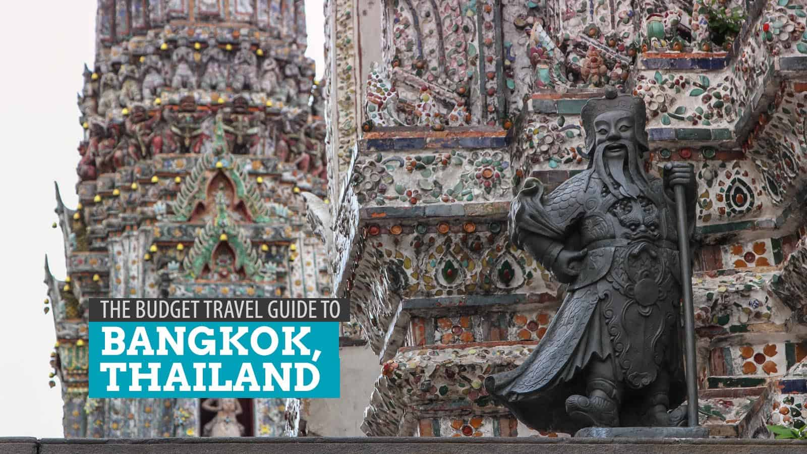 BANGKOK TRAVEL GUIDE 2019 with a ₱10,000 DIY Itinerary and ...