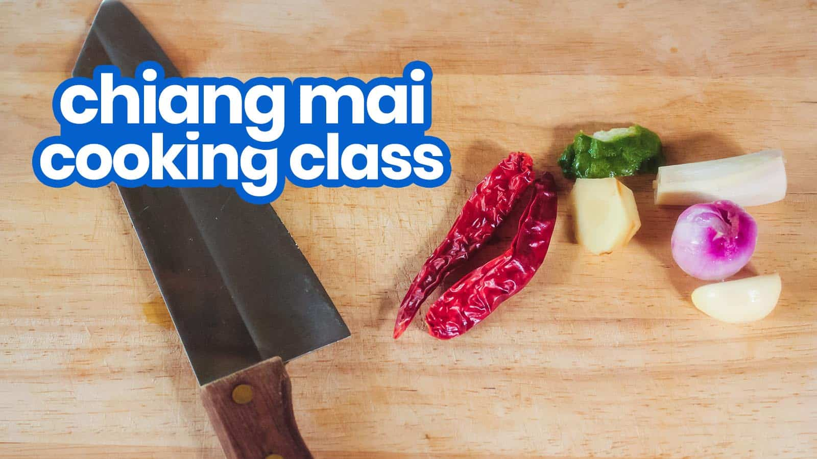 THAI FARM COOKING SCHOOL: Hot and Spicy Lessons in Chiang Mai