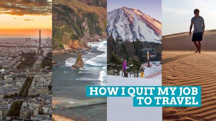 Quit Job Travel