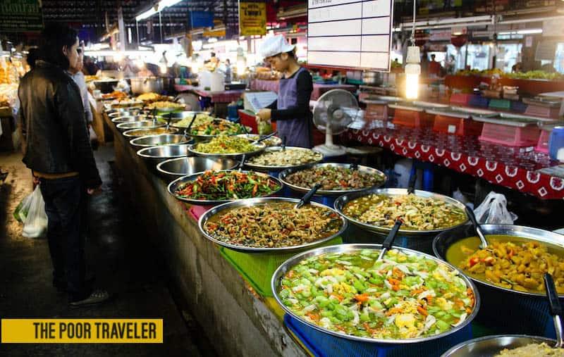Thai Food overload