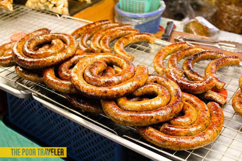 Spiral sausages!
