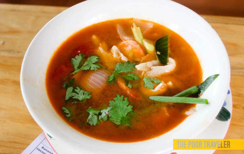 Tom Yum: AFTER