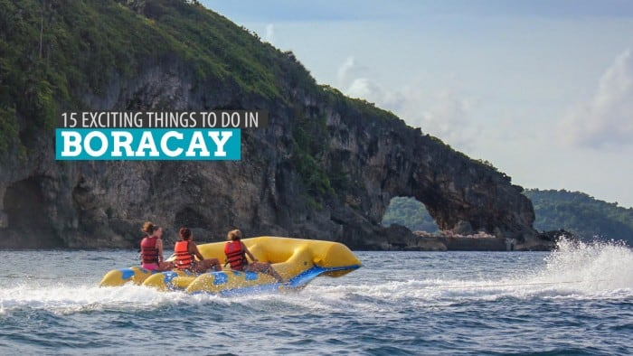 15 Exciting Things to Do in BORACAY, Philippines