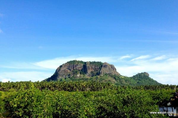 Bongao Peak in Tawi-tawi. Photo by Kaiser Mangampo