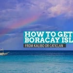 How to Get to Boracay from Kalibo or Caticlan, Philippines