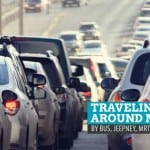 Getting Around Manila: Tips on Traveling by MRT, Bus, Taxi, or Jeepney