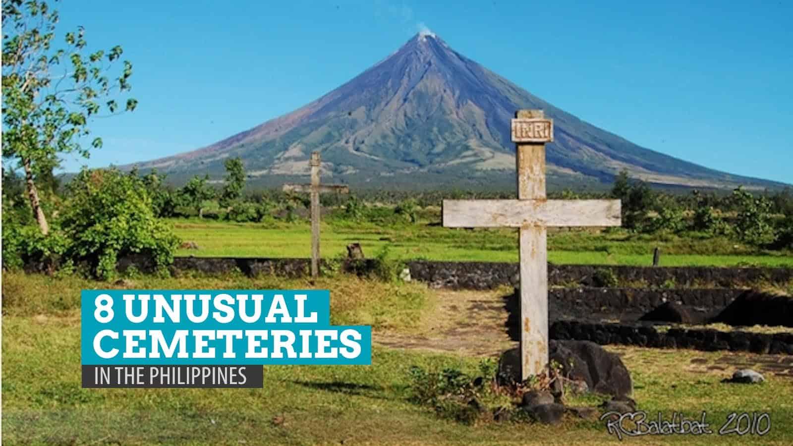 Unusual Cemeteries