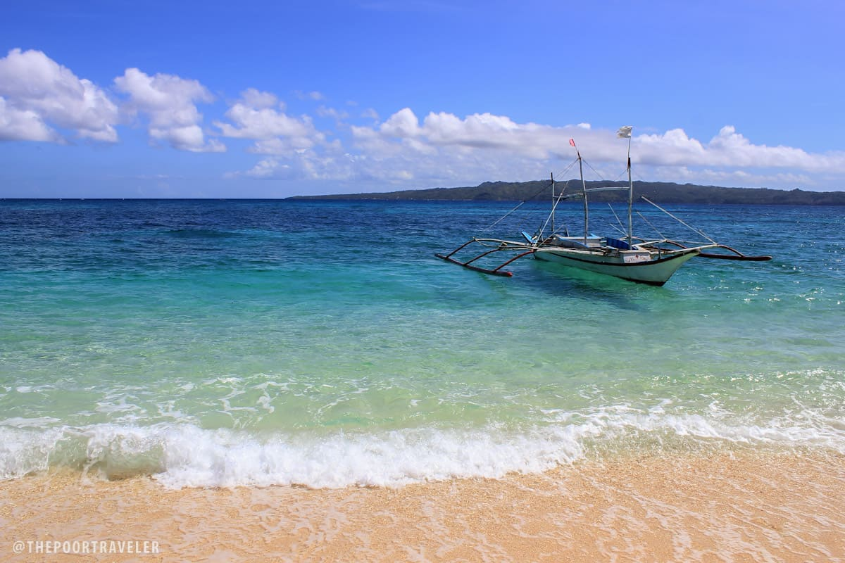 Boracay has at least 12 beaches!