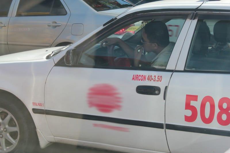 manila taxi