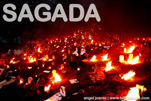 Panag-apoy in Sagada. Photo by Angel Juarez