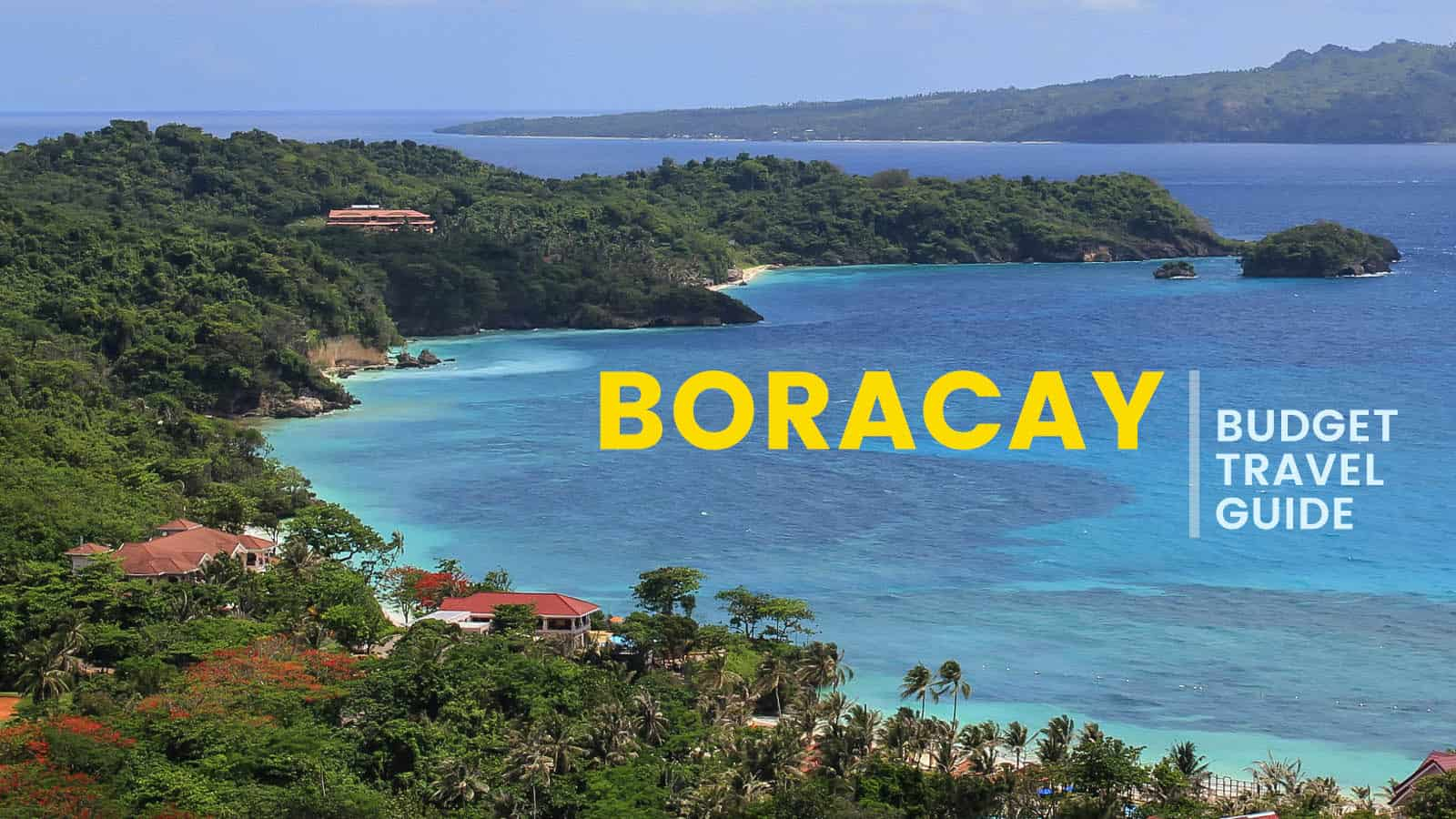 It's time to fly. What's waiting for you in Boracay Island?