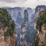 Snapshot: Avatar Hallelujah Mountain in Zhangjiajie, China