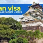JAPAN VISA: REQUIREMENTS & APPLICATION PROCESS FOR TOURISTS 2018