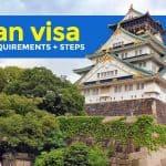 Japan-Visa-Requirements-150x150 Japan Tourist Visa Application Form Sample on