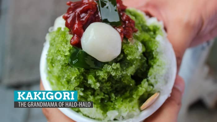 KAKIGORI: The Grandmama of Halo-halo
