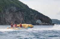 Flyfish and Banana boat