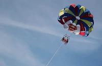 Parasailing and Windsurfing
