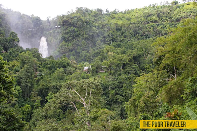 A falls-y landscape