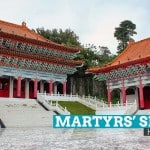 Martyrs' Shrine: Karenkō Shrine in Hualien, Taiwan