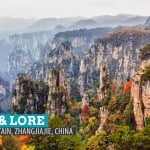 Tianzi Mountain: Rock and Lore in Zhangjiajie, China