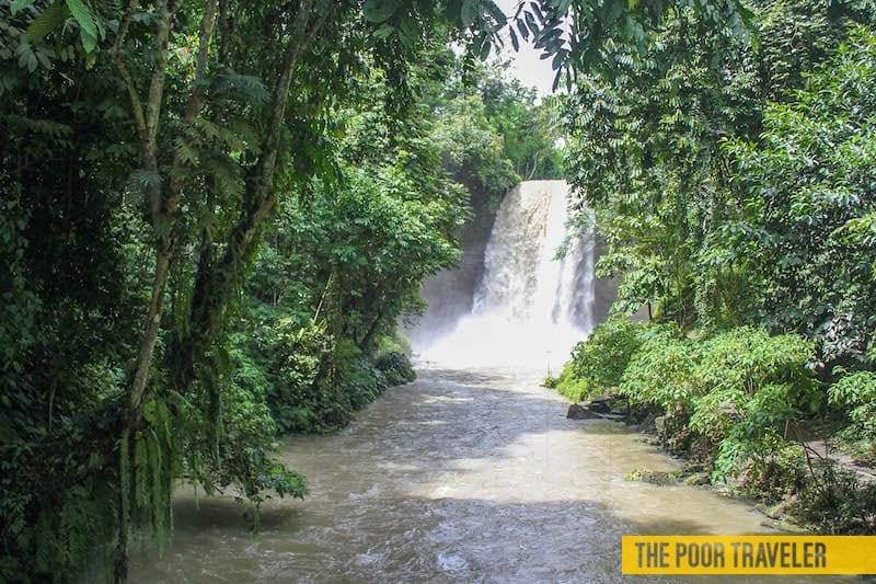 Hikong Alu, the first of the 7 waterfalls