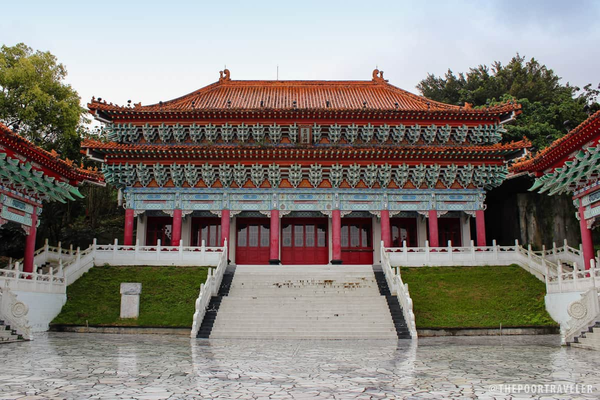 martyrs shrine hualien