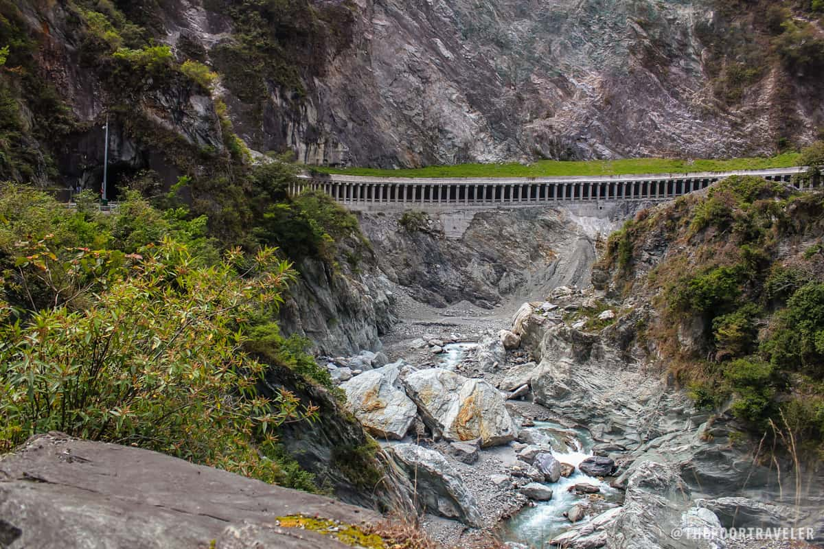 The marble-ous Taroko Gorge