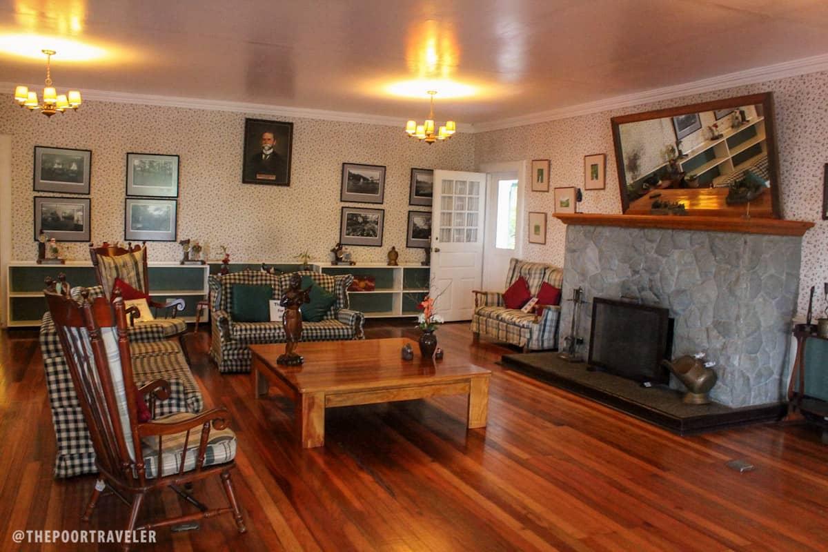 Inside the Bell House