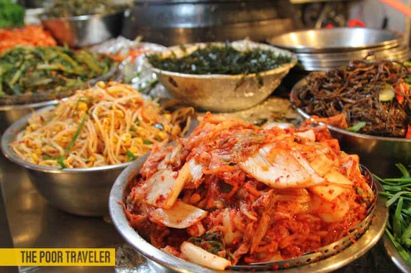 More kimchi?